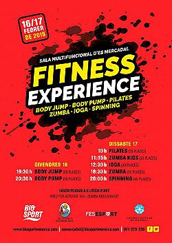 Fitness Experience 2018